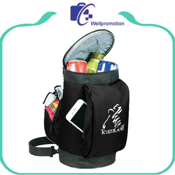 Promotional custom sling golf cooler bag insulated