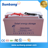 high power rechargeable 12v 200ah lifepo4 battery pack 24v 100ah solar energy storage