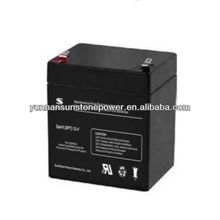 Sunstone High Quality Dry Battery SPT 12v4ah Deep Cycle Sealed Lead Acid Battery for sale