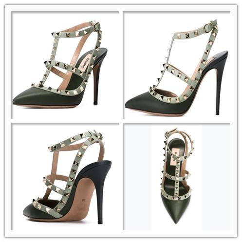 marken damen sandalen damen high heel sandalen phantasie modell sandale high heel lederschuhe. Black Bedroom Furniture Sets. Home Design Ideas