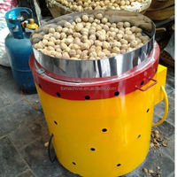 USA hot sale peanut/sesame/soybean roaster/frying machine