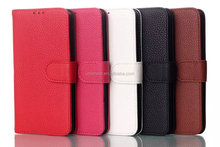 Wholesale Lychee Pattern Pu Leather Case For LG G3,For LG G3 Case,For LG G3 Case Luxury