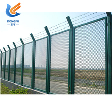 Chinese Products Wholesale 2.5-4.0mm prefab steel fence panels