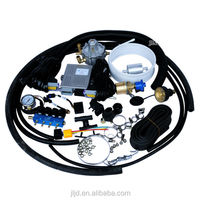 D06+LPG CNG/LPG conversion kit for AUTO part/cng gas sequential system