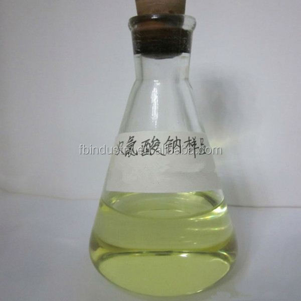 sodium hypochlorite solution factory price high quality