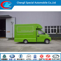 Chinese Good Quality With Reasonable Price Mini Fast Food Truck