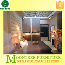 Moontree MBR-1345 Top Quality Luxury Hotel Room Furniture