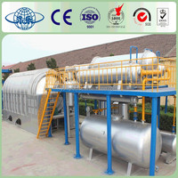 Hot sale Plastic Waste To Diesel Plant
