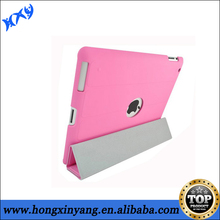 magnet leather case For ipad case,for ipad 2 leaher case,for ipad 3 case for ipad 4 case
