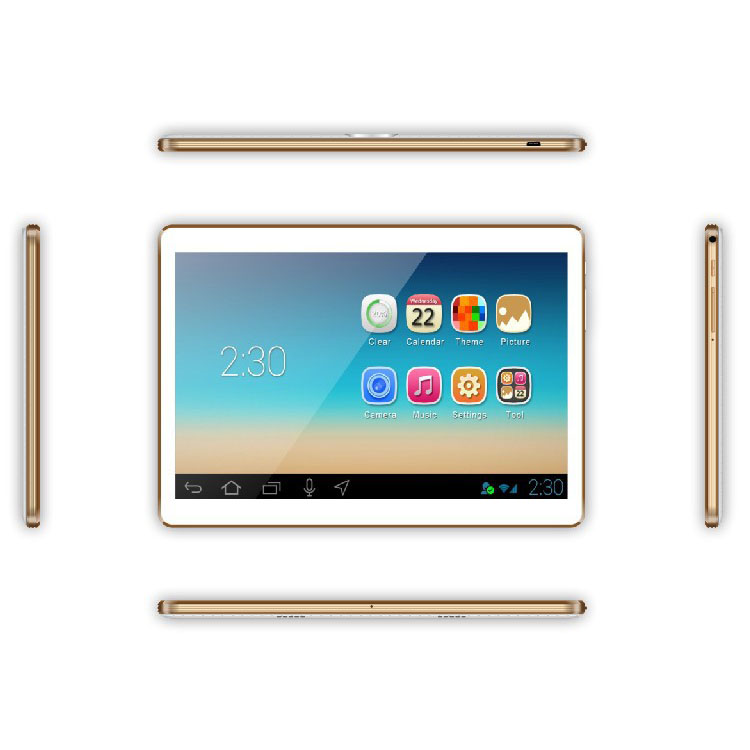 Created Customized <strong>A10</strong> Android WiFi No Camera 10.1 inch <strong>Tablet</strong> Quad Core IPS 1280x800 PCs