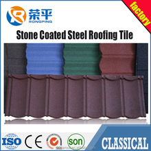 color stone coated roofing shingles/Chinese roof tile /super quality 50 years warranty