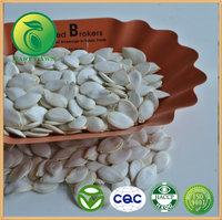 China Plastic Snow White Pumpkin Seeds