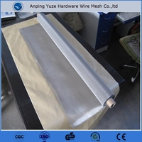Alibaba Express stainless steel wire mesh with hessian cloth for construction price