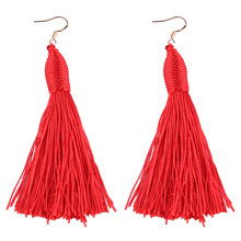 Tassel earrings import jewelry from china