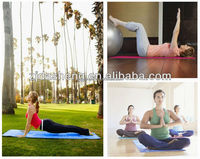 Factory sell dircetley Foam eva Yoga Mat 173*61*0.4cm