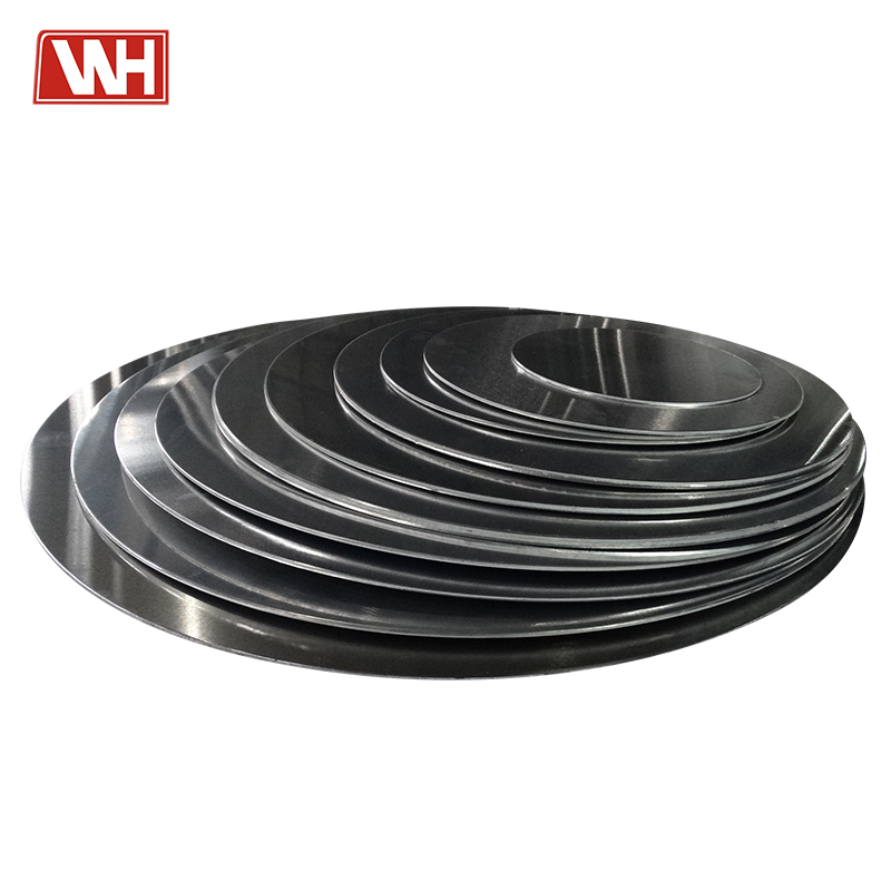 Manganese Titanium Aluminium Circle Sheet For Kitchenware