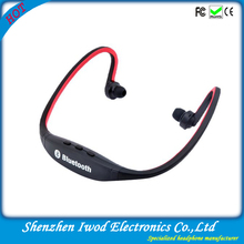 New design for sports high quality bluetooth headphone for football basketball