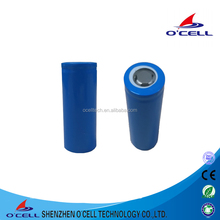 High power rechargeable lithium ion battery 26650 3.2V 2300mAh lifepo4 cell