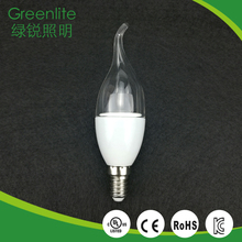 Trade-Assurancee26 5w super bright candle bulb led