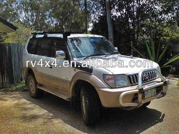 the best vehicle snorkel for Toyota Prado 90 Series