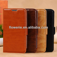 FL2714 2013 Guangzhou hot selling premium magnetic flip leather case cover for samsung galaxy note 3 n9000