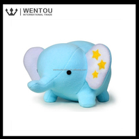 Whoelsale Star Elephant pattern PDF Sewing plush Toy