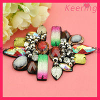 fashion keering rhinestone custom accessories for shoes wholesale WSF-421