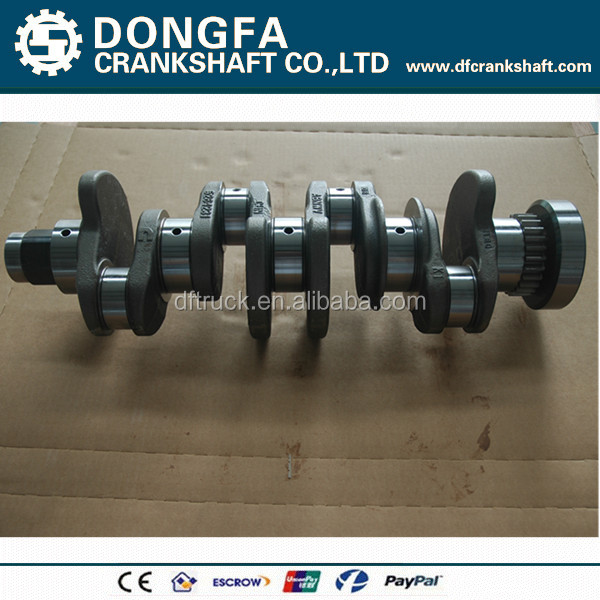 diesel engine spare parts ISF2.8 automotive crankshaft 5264231