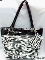 2011 stripe handbag