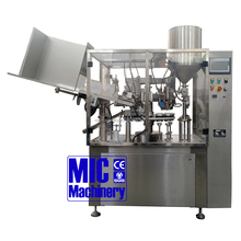 MIC R60 Automatic Plastic Tube Sealing Machine for Cream Filling and Packing