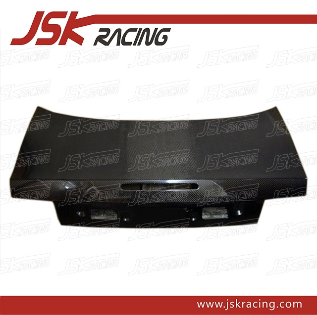 CARBON FIBER TRUNK LID BOOT LID FOR NISSAN 240SX S14 S14A S14K (JSK220509)
