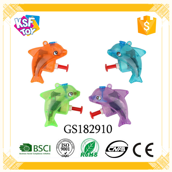 GS182910 Plastic Transparent Water Gun, Summer Toys, Promotion Toys