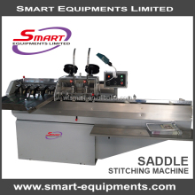 high quality two head saddle book stitcher