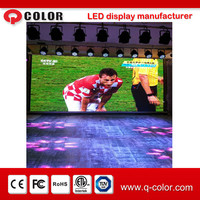 ShenZhen factory p6 indoor full color led display xxx video xx panel x screen