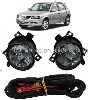 Waterproof Auto Light car fog lamp for VW GOL 4 G4 fog lights