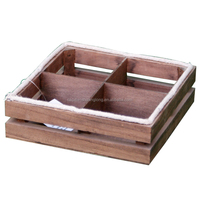 Vintage cheap wooden fruit crates, fumigation of wood packing crates diverse