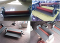 QS 1300 electric hot and cold laminating machine