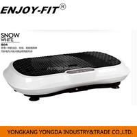 Crazy Fit Massager vibration foot exercise machine gymnastics equipment