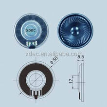 2 inch professional 50mm 8 ohm 2w mylar speaker