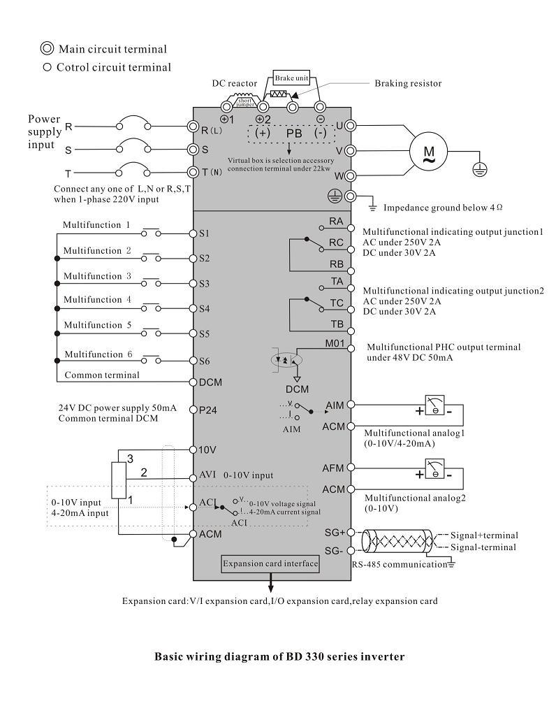 Folinn Brand Variable Frequency Drive Inverter 220v Single Phase 10vdc Wiring Diagram 20170518 151337 001