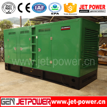 Big power machine 1500kw diesel generatoration 1875kva Electronic Governer Price