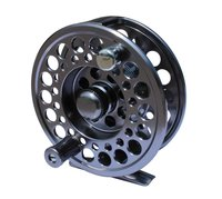 Low price large arbor high quality/saltwater fly fishing reel