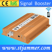 Wireless high power amplifier mobile network receiver, 5v booster amplifier gsm 970 mobile repeater 900 frequency range booster