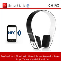 CE/FCC/Rohs/BQB certified best colorfull cheap wireless Handsfree V4.0 wireless bluetooth headset cordless phone