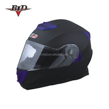 ECE approved bld motorcycle helmet with the good price