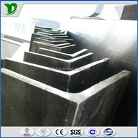 A36 hot rolled 20*20-200*200mm galvanized steel angle iron size with low price