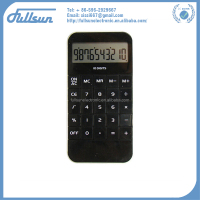10 digit mini pocket scientific calculator promotional FS-2152