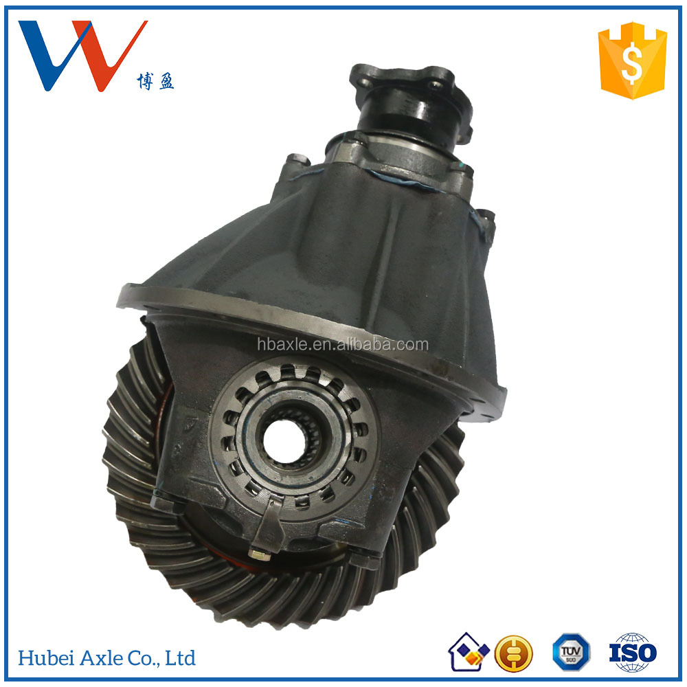 truck spare Parts rear axle gear differential for buggy