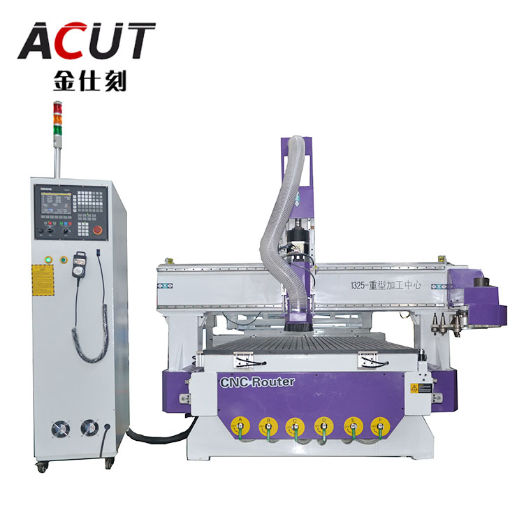 High quality cnc router with servo motor