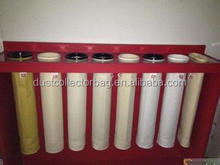 cement Needle Polyester /PE oil and water repllant filter fabric for dust collector filter bag